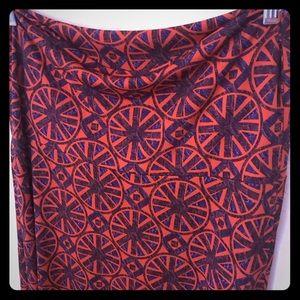 **NWOT**, Size small LuLaRoe maxi skirt